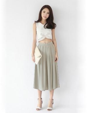 Quần culottes thời trang - B0010