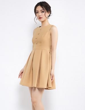 Váy liền xòe thời trang  - B4581