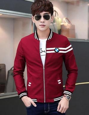 Áo khoác kaki 2 lớp màu đỏ - B4693