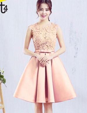 Đầm xòe dự tiệc công chúa - B5326