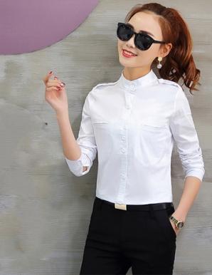 áo sơ mi nữ trắng