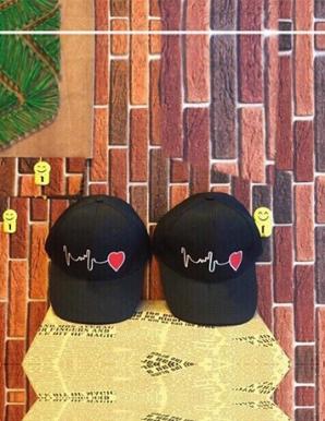 Nón cặp thời trang - B6366