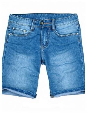 Quần short jean nam - B6791