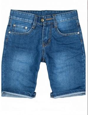 Quần short jean nam - B6792