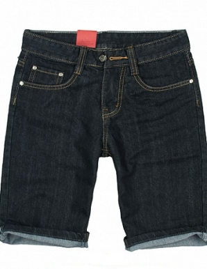 Quần short jean nam - B6793