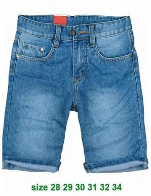 Quần short jean nam - B6794