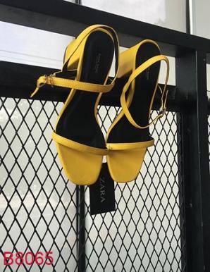 Giày sandal quai mảnh đế vuông vnxk- B8065