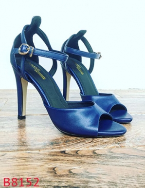 Giày cao gót choàng gót cao 9cm vnxk- B8152